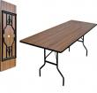 16 ДМ 249-75 ртд - стол для кафе складной
