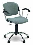 Эра GTP хром - офисное кресло
