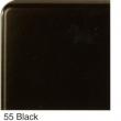 Чёрный - Топалит чёрный 55