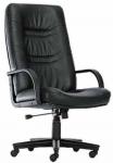 Министр - кресло кожаное