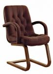 Премьер CFLB - конференц кресло(кожа)