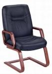 Министр екстра - кресло кожаное для совещаний